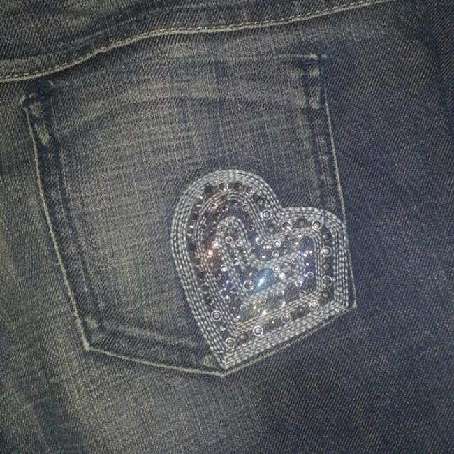 Juicy Couture Boot Cut Jeans-Medium Wash