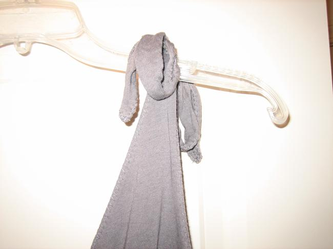 American Eagle Outfitters short dress Grey Empire Waist on Tradesy