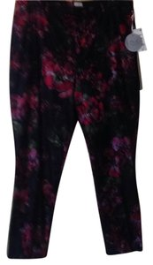 Pearl by Georgina Chapman Straight Pants Blac