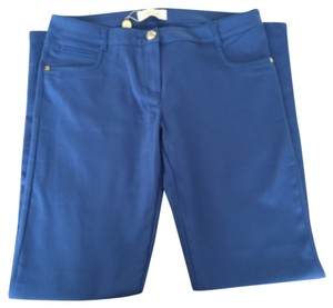 Sassofono Straight Pants Blue