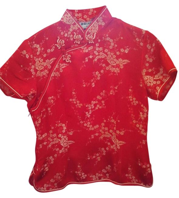 Preload https://img-static.tradesy.com/item/956633/red-and-gold-chinese-dragon-satin-tunic-size-4-s-0-0-650-650.jpg