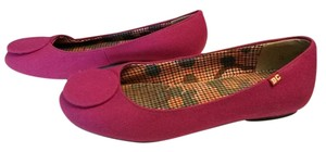 BC Footwear Purple Flats