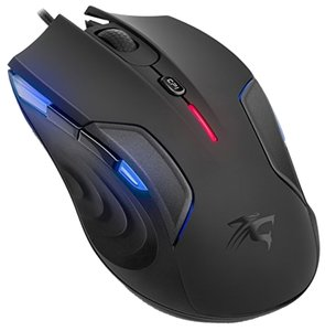 Sentey Gaming Mouse 3200Dpi Sentey(R) Nebulus Pc Mmo/rts/fps - 9 Weight Tuning Cartridges / 4 DPI Levels / Programmable Software / / 4 Different DPI Levels with Light Indicator / Omron Micro Switches Fps/mmo Ergonomic / Gs-3511