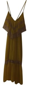Yellow Maxi Dress by