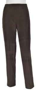 Piazza Sempione Made In Italy Corduroy Skinny Pants Kahlua