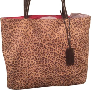 Neiman Marcus Tote in Brown Multi