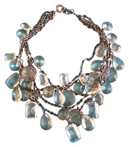 Urban Outfitters Glass Beaded Necklace