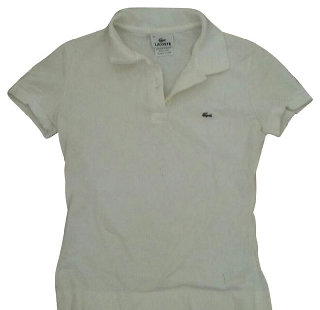 Preload https://img-static.tradesy.com/item/957254/lacoste-white-blouse-size-os-one-size-0-0-650-650.jpg