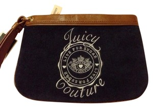 Juicy Couture Blue Clutch