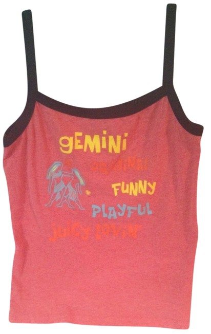 Preload https://item3.tradesy.com/images/juicy-couture-washed-red-gemini-sign-m-tank-topcami-size-8-m-957367-0-0.jpg?width=400&height=650