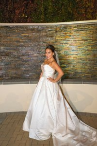 Lana Bissett Lana Bissett Ball Gown Wedding Dress