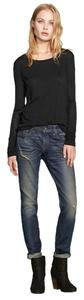 Rag & Bone Relaxed Fit Jeans-Dark Rinse