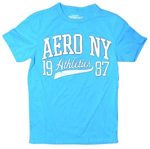 Aropostale T Shirt Light blue