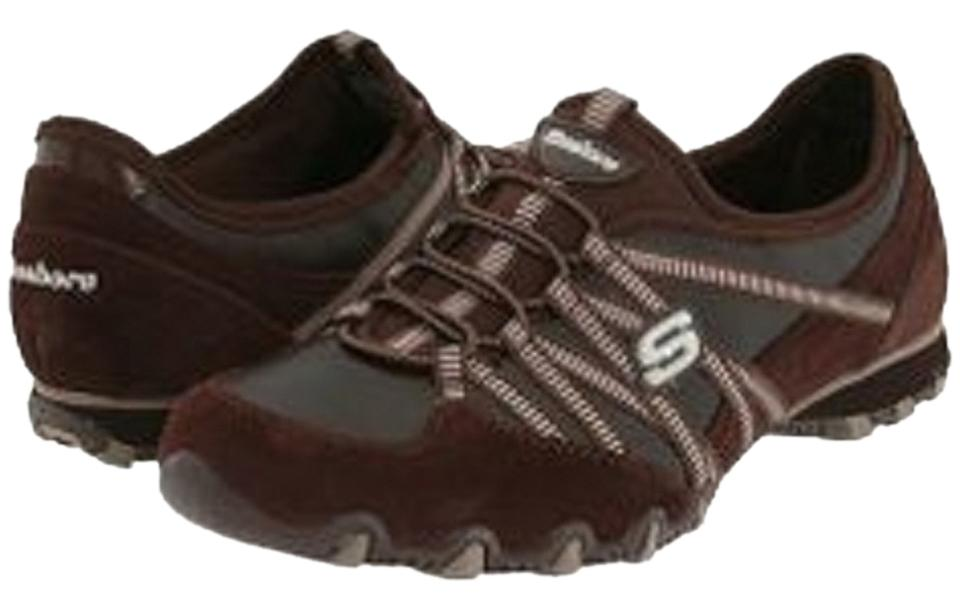 Skechers Brown Women's Bikers dream Come True ToffeeTaupe Sneakers Size US 9 37% off retail