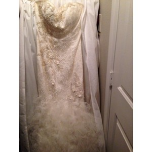 Demetrios B126 Wedding Dress