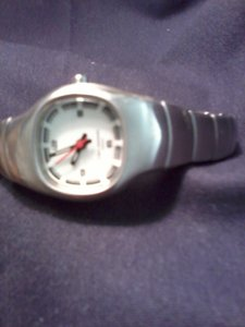 Nike Nike Triax Armore all/ stainless steel ladies watch