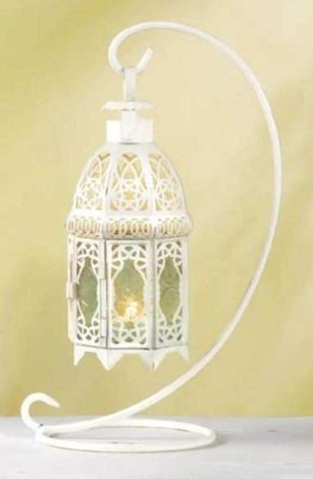 Fabulous White Lot Of 10 Hanging Lanterns Moroccan Lanterns Wholesale Centerpiece 53 Off Retail Download Free Architecture Designs Sospemadebymaigaardcom