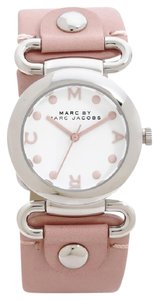Marc by Marc Jacobs w/BONUS-Leather Strap Watch