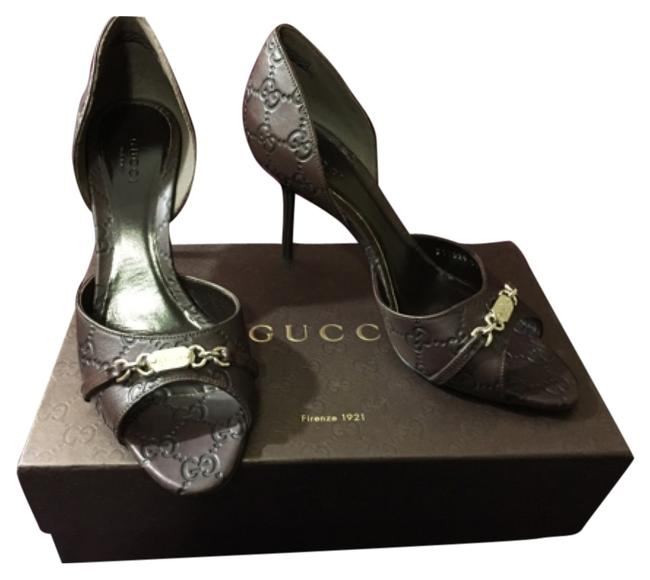Item - Chocolate Leather ssima Soft Formal Shoes Size US 8 Regular (M, B)