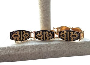 Other Damascene bracelet and earrings