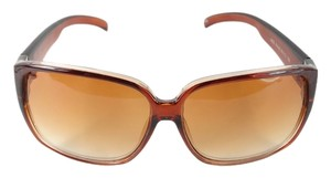 okia Okia ILS 52234 Square Lens Brown Sunglasses New