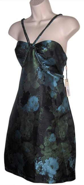 Preload https://item3.tradesy.com/images/studio-m-black-multi-halter-floral-shades-of-blue-and-green-knee-length-short-casual-dress-size-8-m-958407-0-0.jpg?width=400&height=650