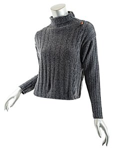 Laura Mire Charcoal Cashmere Sweater