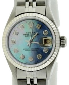 Rolex LADIES ROLEX DATEJUST S/S WATCH WITH ROLEX BOX AND APPRAISAL