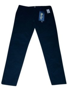 Blue Epic Size 8 New Skinny Pants Green