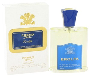Creed Erolfa Mens Cologne 4 oz 120 ml Eau De Parfum Spray