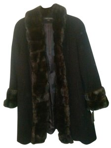 Albert Nipon Fur Coat