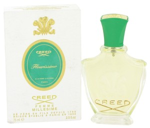Creed Fleurissimo Womens Perfume 2.5 oz 75 ml Eau De Parfum Spray