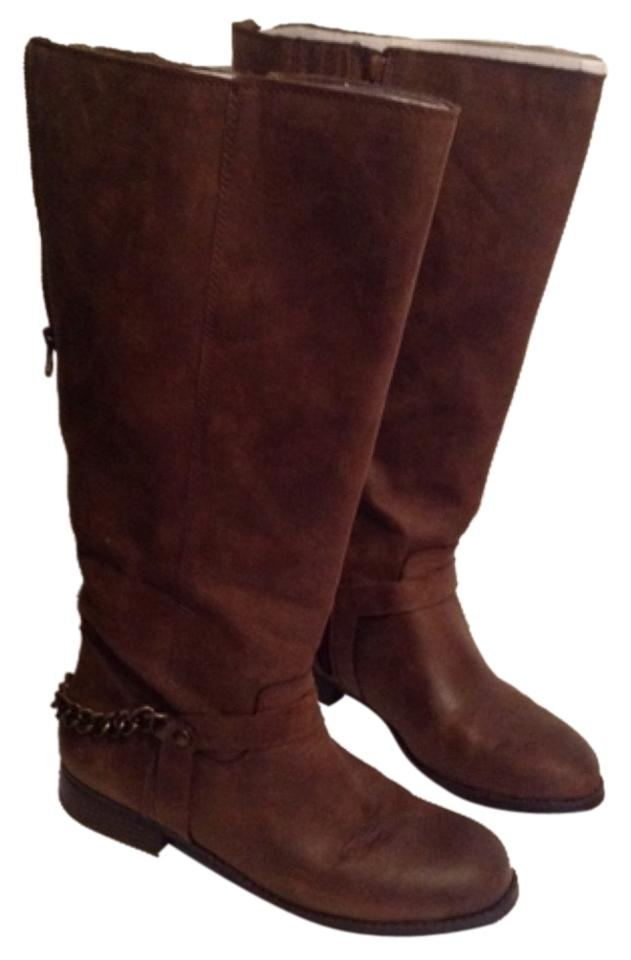 womens Boots/Booties Lane Bryant Chocolate Truffle Boots/Booties womens Very good color 878492