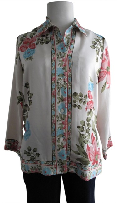 Preload https://item1.tradesy.com/images/plenty-by-tracy-reese-silk-printed-floral-top-multicolored-958680-0-0.jpg?width=400&height=650