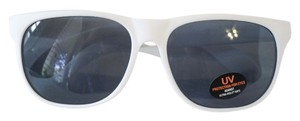 Coca-Cola NEW white wayfarer sunglasses
