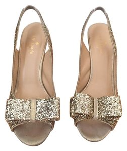 Kate Spade gold sequins Formal