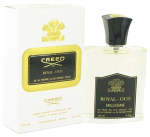 Creed Royal Oud Unisex Womens Mens Perfume Cologne 4 oz 120 ml Eau De Parfum Spray