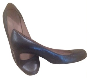 Marc by Marc Jacobs Metallic Blue Pumps