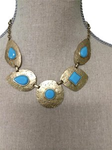 Other Turquoise Statement Necklace