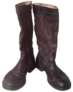 Manas Urban Brown Boots