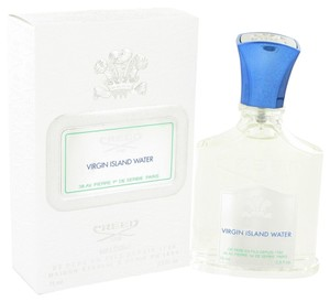 Creed Virgin Island Water Unisex Womens Mens Perfume Cologne 2.5 oz 75 ml Eau De Parfum Spray