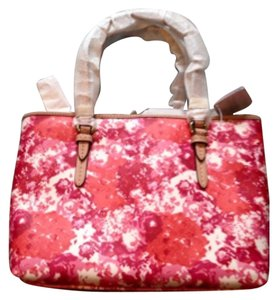 Coach Tote in Multi Floral
