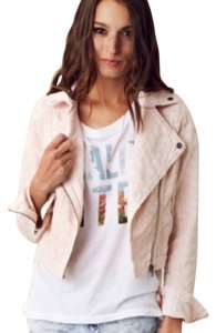 Free People Champagne Pink Jacket