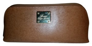 Ralph Lauren Wristlet in Tan