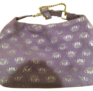 Juicy Couture Metallic Hobo Bag