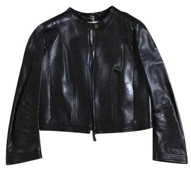Céline Dark Chocolate Black Jacket Size 8 (M) Céline Dark Chocolate Black Jacket Size 8 (M) Image 1