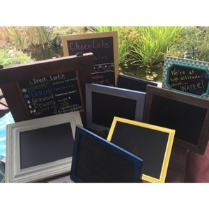 Assorted Chalk Boards