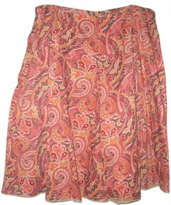 Villager Lined Skirt by liz claiborne 16w