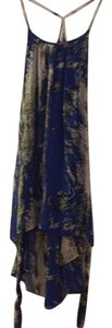 Blue Maxi Dress by Andree