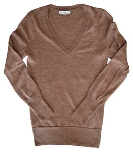 Gap Cotton Merino Wool V-neck Sweater